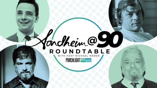 Sondheim @ 90 Roundtable