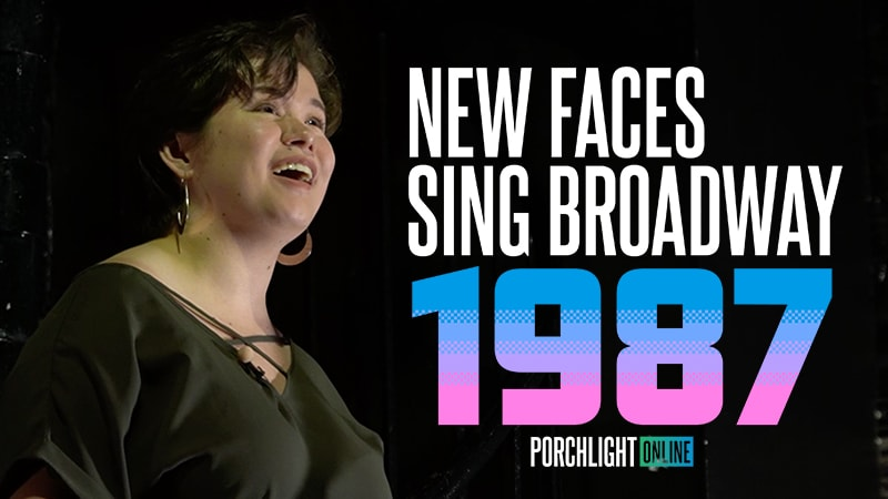 New Faces Sing Broadway 1987