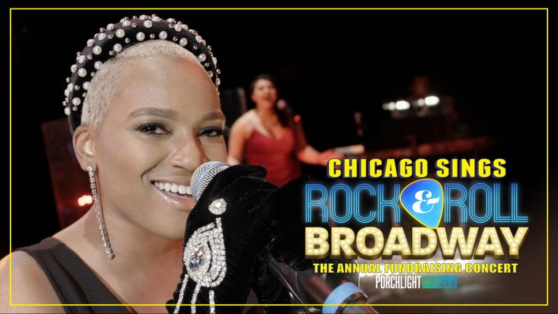 Chicago Sings Rock & Roll Broadway